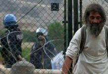 Turi Vaccaro in sciopero della fame per non essere addomesticati e annichiliti.