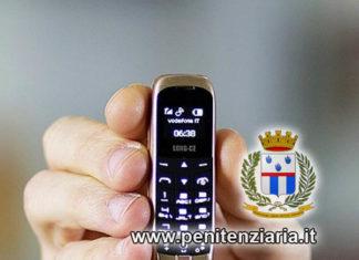 Detenuto aveva un telefono nascosto nell'ano: scoperto all'arrivo nel carcere di Vibo Valentia